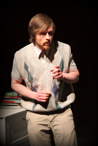"Frederick Clegg in ""The Collector"" 2013 (© Hannah Neuhuber)"